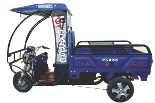 E Loader Vehicles in Hyderabad