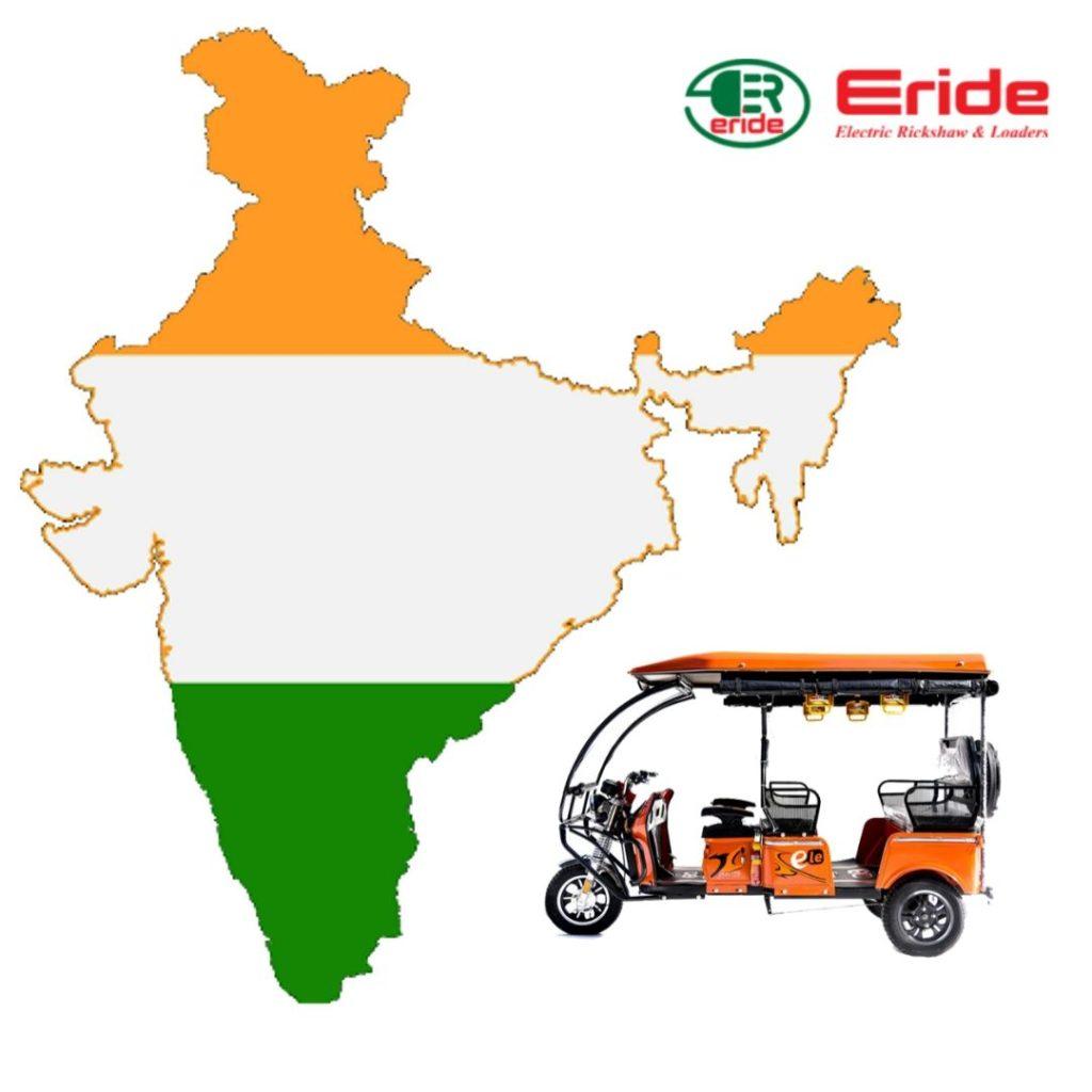 The Market Of Passenger Auto Rickshaws In India