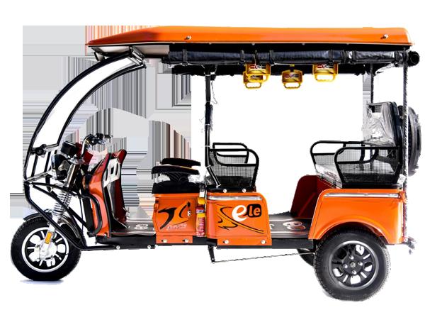 E Passenger Auto Rickshaws In Hyderabad & Secunderabad